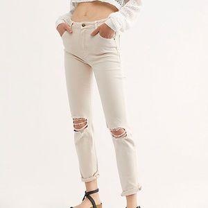 Rolla's Miller skinny destroyed jeans